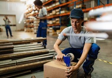 Logistik- und Lagerdienstleistungen
